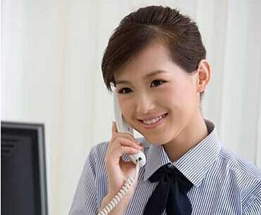 如何接听客户电话