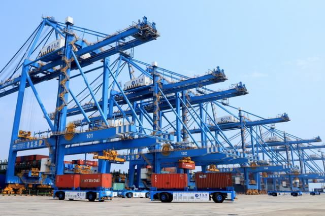 外贸有戏!11月出口同比大涨21.1%,刷新近三年最高增速!